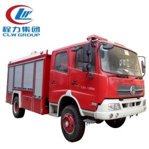 170HP Dongfengテンシンの消火活動のトラック