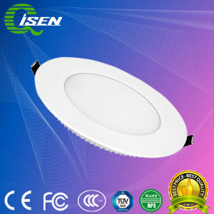 Painel de luz LED de 15W com muito brilho para iluminação interior