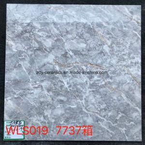 新しいコレクションの建築材料の中国の自然で白い大理石の一見の石の床の磁器のタイル