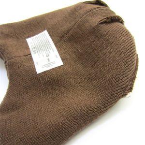 冬くまの耳の子供の赤ん坊の帽子の美しい幼児幼児の女の子の男の子の帽子の帽子の暖かい赤ん坊の帽子のフード付きの編まれたスカーフの一定のEarflapの帽子