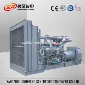 Diesel van de Stroom van Perkins 520kw van de hoogste Kwaliteit Generator met EPA