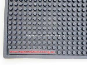 Mat van de Dienst van de Staaf van pvc van Bier de Antislip 100% van de Toebehoren van de staaf Rubber