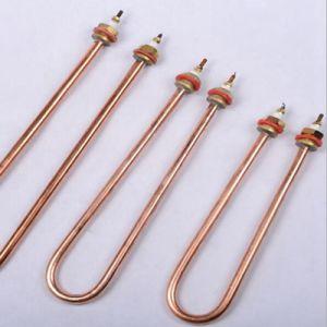 Parafuso16/18 220/380V M único/duplo U em aço inoxidável do tipo de elemento de aquecimento para Caixa de Vapor