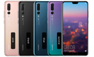 Huawei original P20 PRO LTE 4G Smartphone resistente al agua IP67.