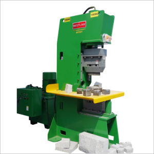 Máquina de rachadura de pedra hidráulica de /Cutting para a pedra do freio/lancil