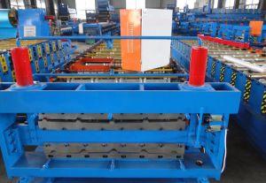 1050 machine à profiler de tuiles en acier de couleur pour l'exportation
