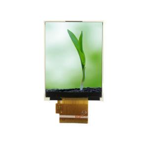 2.4-duim IPS 240 (RGB) Module van X320p TFT LCD met Helderheid 260 CD/M2