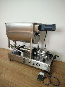 Manteiga de amendoim em aço inoxidável máquinas de enchimento/Porca máquinas de mistura de moagem de manteiga