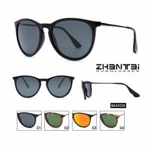 2bfad22486d56 China Oval designer de moda personalizada de fábrica de óculos de sol  (BAX0035)