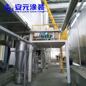 Nueva condición de Polvo de recubrimiento de la máquina
