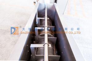 Het Dehydratatietoestel van de Modder van de Schroef van de Vouwen van de Modder van de olie