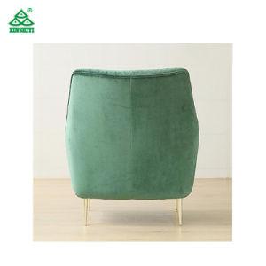 Nuevo diseño solo tejido moderno sofá