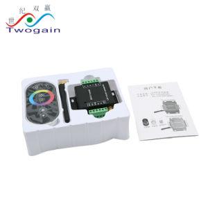 Iluminación LED RGB Wrieless tensión constante Remoto Controlador LED de alimentación