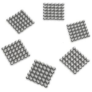 5mm bolas magnéticas Bucky Bucky Cubo Mágico Rare Earth Magnet con tin box