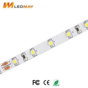 Ce&RoHS Flexible aprobado 3528 TIRA DE LEDS de luz de color rojo
