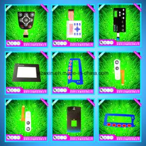 Interruptor de Membrana do equipamento do sistema CNC Painel do teclado de membrana com a norma ISO14001
