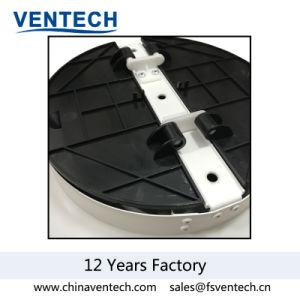 Techo redondo Difusor de registro de la ventilación
