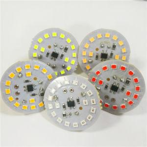 China SKD60 la luz de una bombilla LED E27 6W2835 SMD caja PC ALUMINIO B22 Bombilla LED LED de 220V
