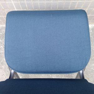 流行の耐久の鋼鉄管物質的な教会椅子
