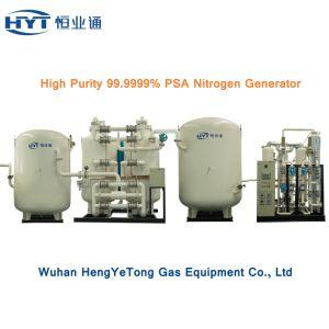 hoge Zuiverheid ter plaatse 99.9999% van de Toepassing van de Industrie Psa de Generator van de Stikstof