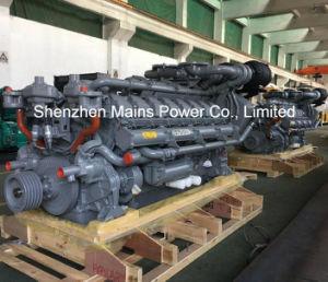 MP2500e Original 2500kVA Perkin generador diesel generador Standby Rating