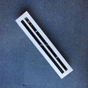 Diffusore lineare di alluminio di ventilazione della scanalatura di alta qualità