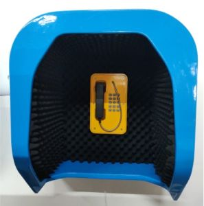 Горячий продавать звуконепроницаемые телефон стенд с пеной для акустического шума промышленности