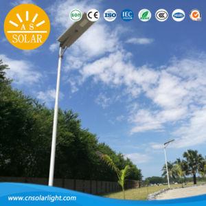 Chip CREE 8W-120W todos em uma luz de Rua solar integrada