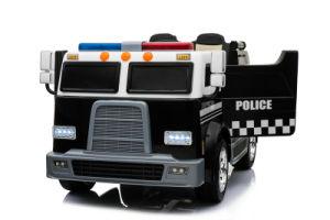 999/110 полиции на фуникулере на игрушки Car электрический с пультом дистанционного управления с 24V Питание от аккумулятора игрушечные автомобили