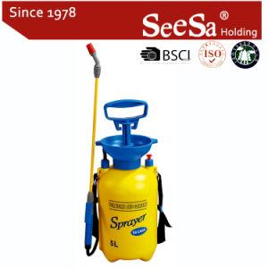 5L сад /сельскохозяйственных давления сжатия в руки взять на себя руководство по эксплуатации опрыскивателя (SX-CS5A)
