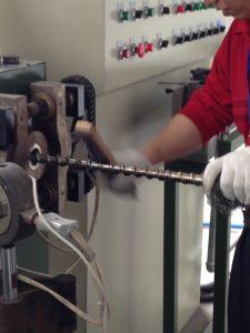 Teflon провод и кабель машины экструдера