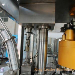 Líquido totalmente automática de llenado de bebidas máquina de producir para zumo caliente
