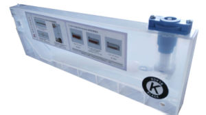 Горячие продажи 1,5 л непрерывная система подачи чернил / UV 4+4 для чернил системы для цифровой печати