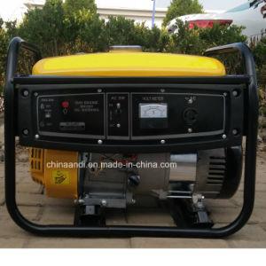 침묵하는 전기 가솔린 발전기가 5kw에 의하여 5kVA 사용 집으로 돌아온다
