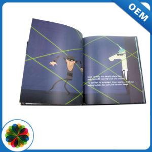 A impressão de alta resolução personalizada capa dura de livros
