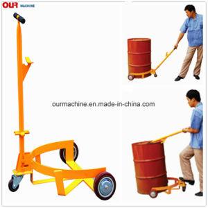 中国の製造者によって貯蔵される変換可能なドラム手トラックDC500