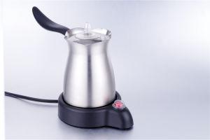 [ستينلسّ ستيل] كهربائيّة قهوة غلاية مع [دسن.] جيّدة