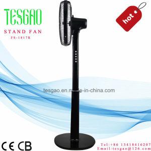 Mordon 16 Zoll-elektrischer elektrischer Fernsteuerungsuntersatz-Plastikdecke USB-Stellung-Standplatz-Ventilator (FS-1817R)