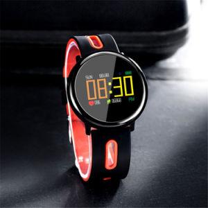2018製造のOLEDスクリーンが付いている元の卸し売りBluetoothのスマートなブレスレットの腕時計Hb08