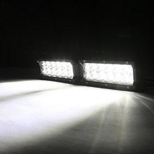 Dubbele LEIDENE van de Rij 36W Waterdichte Lichte Staaf voor 4X4 Offroad
