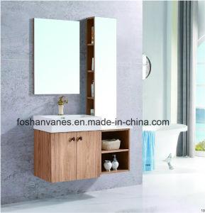 Vente à chaud en acier inoxydable 304 Modèle Meubles de salle de bains Articles sanitaires Cabinet avec bassin comme-1110