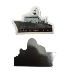 Großverkauf passte Laser graviertes Kursteilnehmer-Metallgeschenk-Abzeichen an (101)