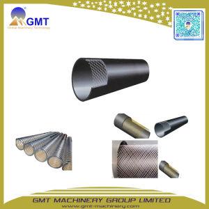 정전기 방지 PVC PE 철강선 강화된 꼬이는 수성 가스 공급관 압출기 생산 라인