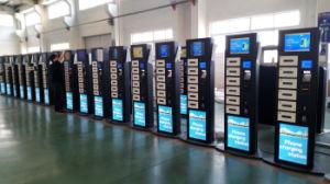 Winnsen Spitzenverkaufs-Münzentelefon-Ladestation mit multi Sprachen