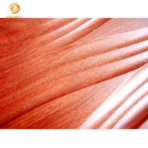 Farbanstrich-Oberflächengrad ein Feuerfestigkeit-umweltfreundlicher schalldichter Innendekoration MDF-materieller Wandverkleidungs-Vorstand bewog akustische Wand wellenartig