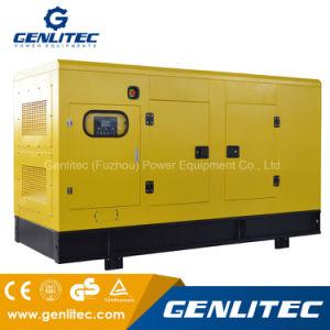 Angeschaltenes 160kVA 128kw schalldichtes Dieselgenerator-Set Soem-China Motor