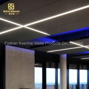Fantástica acústica decorativo preto forro falso (KH-MC-P8)