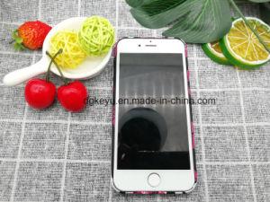 静かのOEM TPUの炎のiPhone (6/7/8/6s/8s/X Plus/Xs Max/Xr/Xs/8plus)のための赤いリップの可動装置か携帯電話の箱