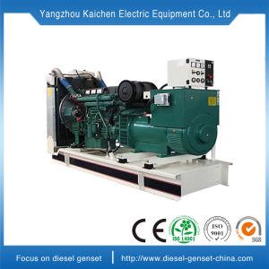 屋外アプリケーションのための熱い販売の高品質4200W 4500W 5000W 5500Wの三相ディーゼル発電機及び溶接