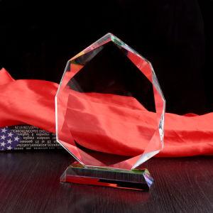 Hechos a mano profesional excelentes premios de campeón del trofeo de cristal